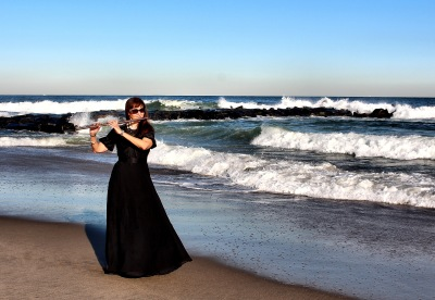 Jersey Shore Beach Wedding Ceremony Musician