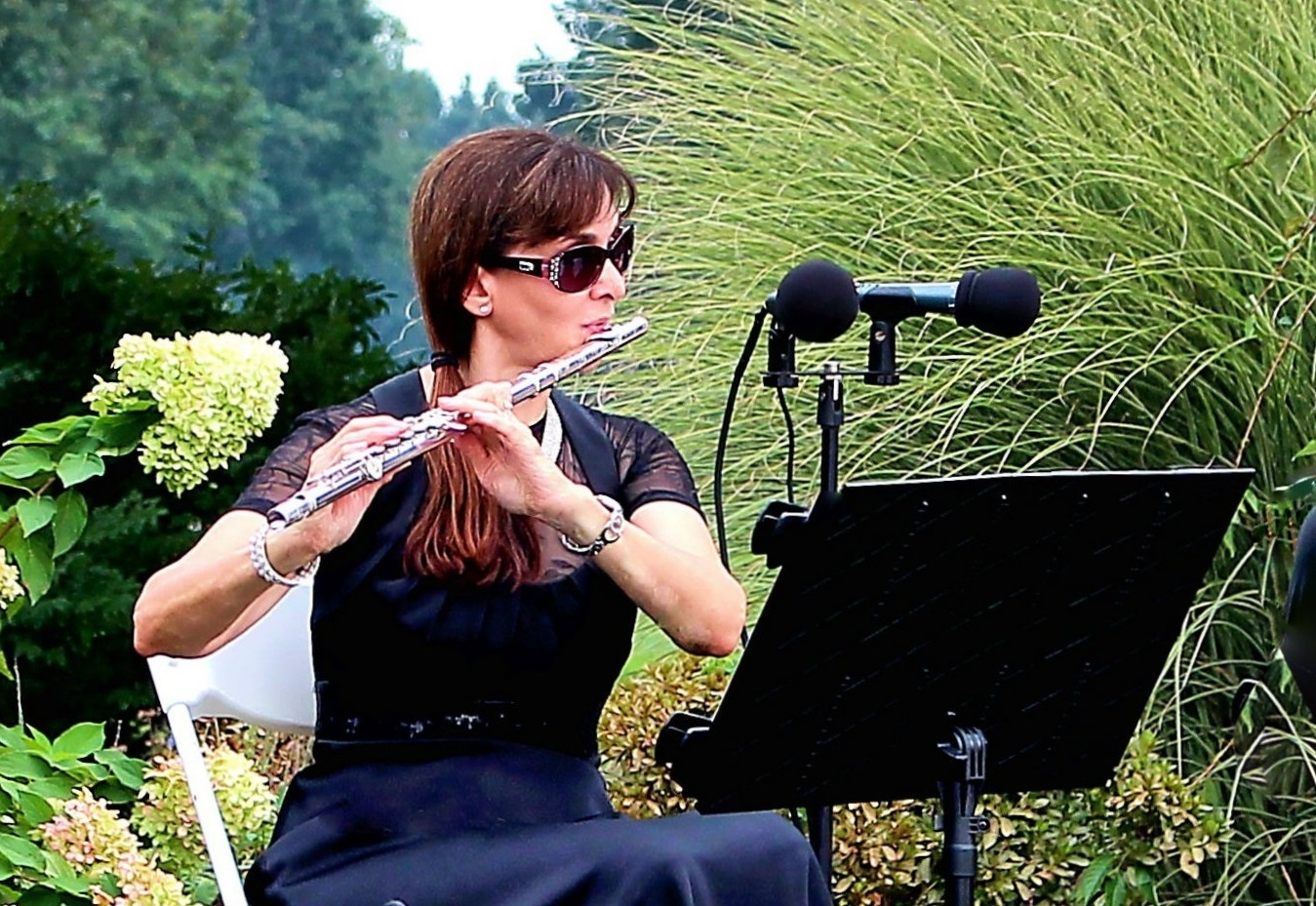 Flutist Michele of Bridal Music, Ocean Monmouth County NJ Wedding Ceremony Music