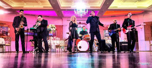 Band of Gold Wedding Reception Music, Toms River NJ
